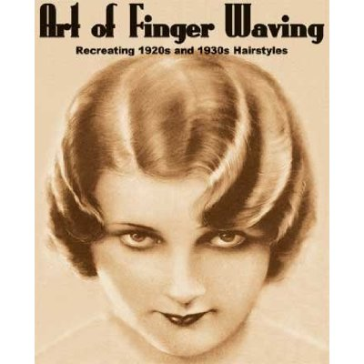 1920 Hairstyle Finger Waves