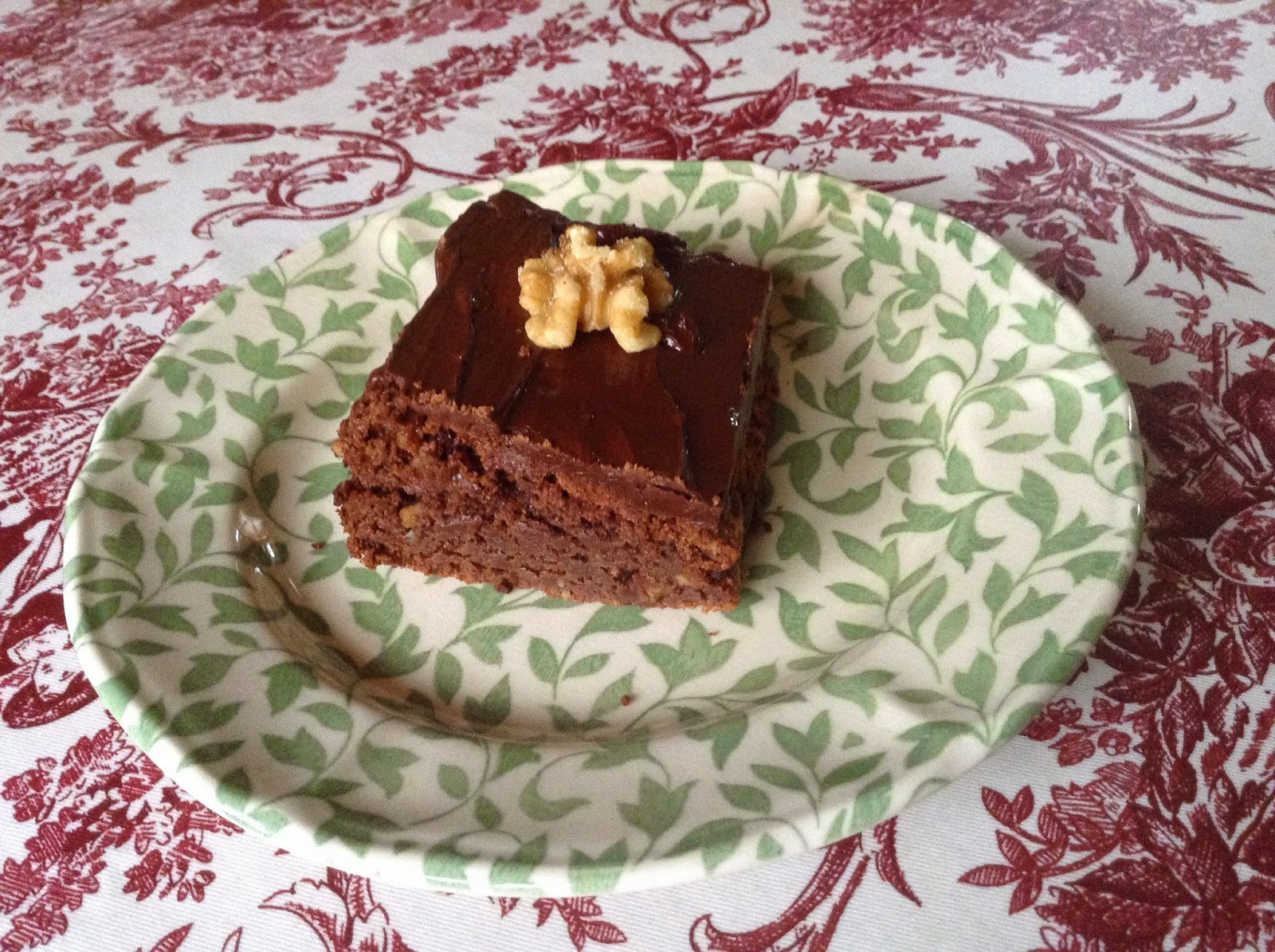 Brownie, receta