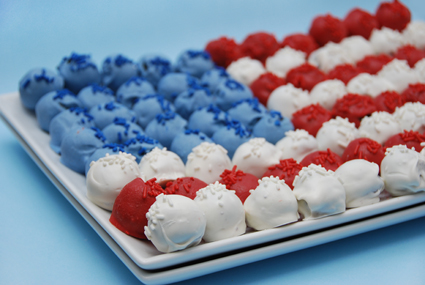 Cute Food For Kids 4th Of July Party Food Ideas