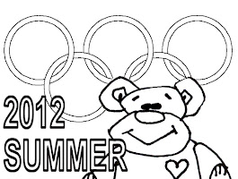 Winter Olympic Coloring Pages 2014