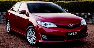 2016 Toyota Camry Atara Review Canada Performance