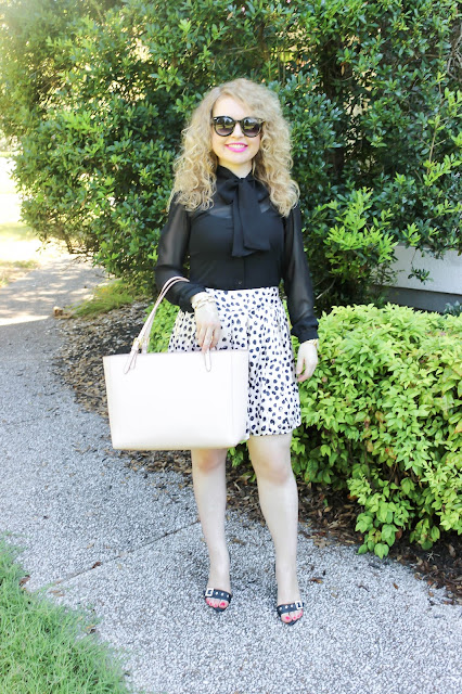 American Apparel, Francescas skirt, Tory Burch York bag, J. Crew pave, lawyer fashion blog, Nashville Blogger