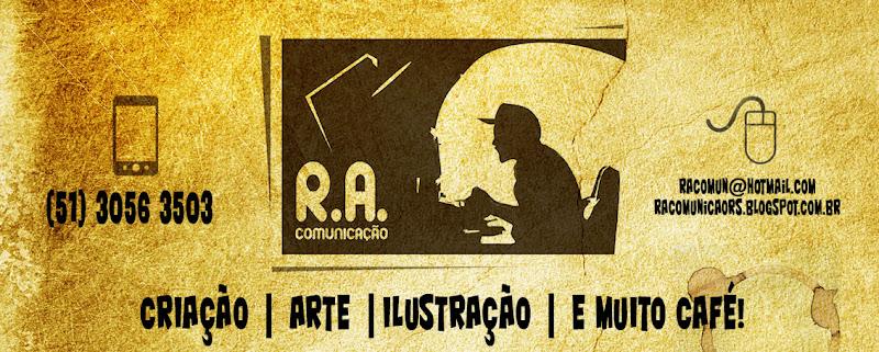 R. A. comunicação