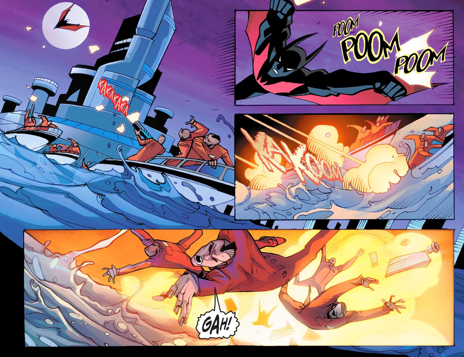Batman Beyond 2.0 #3 #38 - English 9