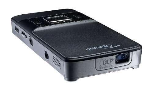 Optoma PK201, VGA, 20 LED Lumens, Pico Pocket Projector