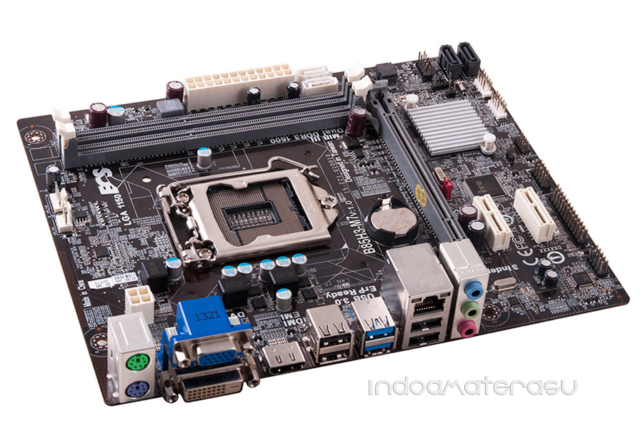 ECS B85H3-M7 Intel Socket LGA 1150