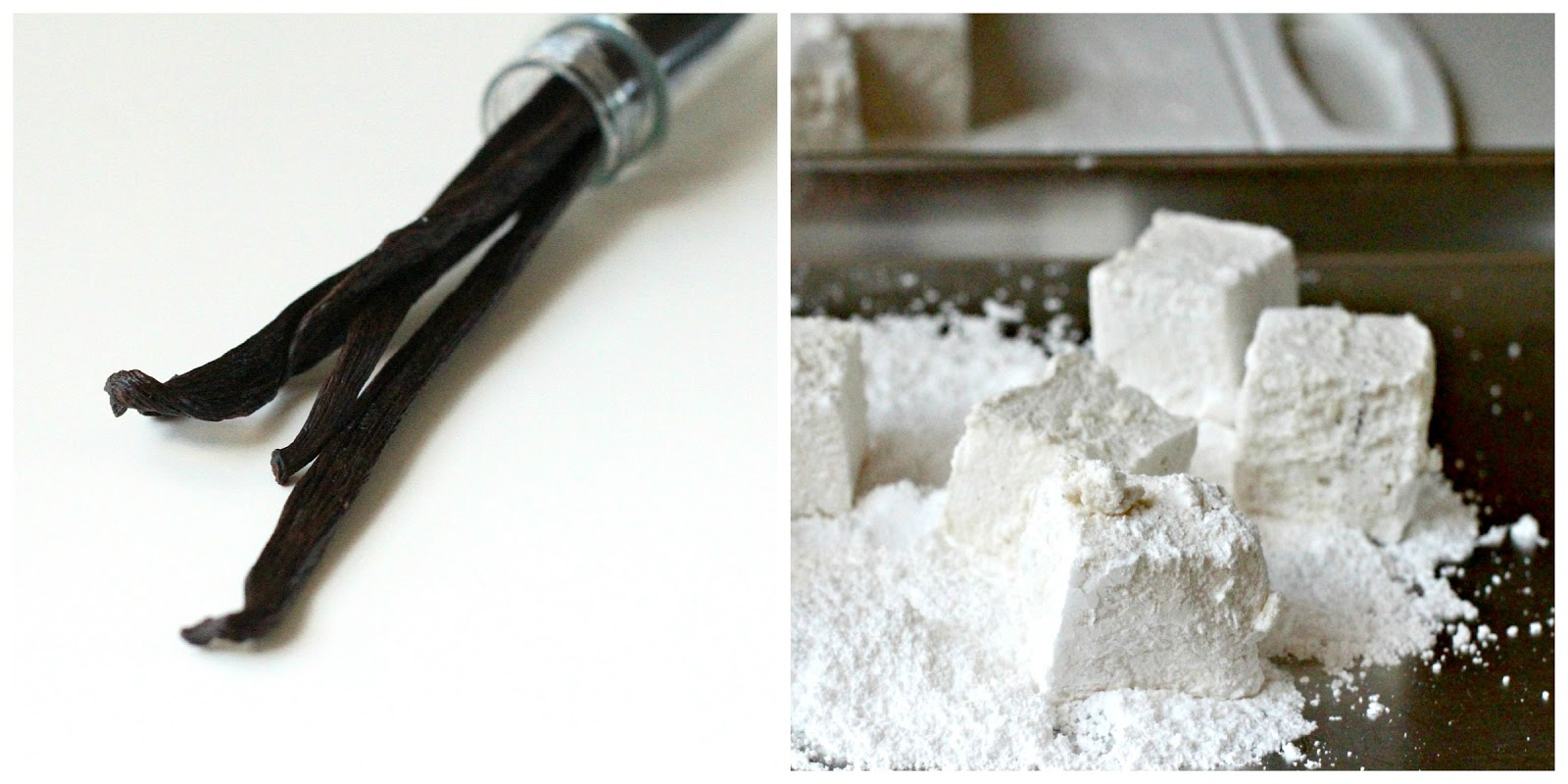 Milk and Honey: Vanilla Bean Marshmallows