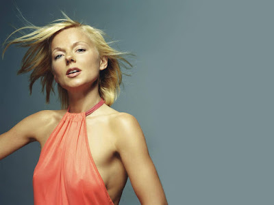Geri Halliwell Wallpaper