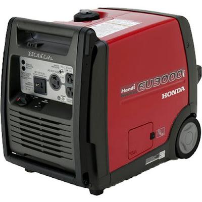 Buy Generator Honda Generator Eu3000i Handi
