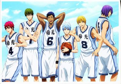 Tim Basket SMP Teiko
