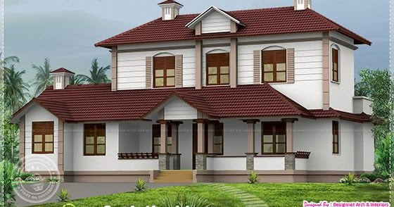 Renovation model of an old house kerala home design and Old home renovation in kerala