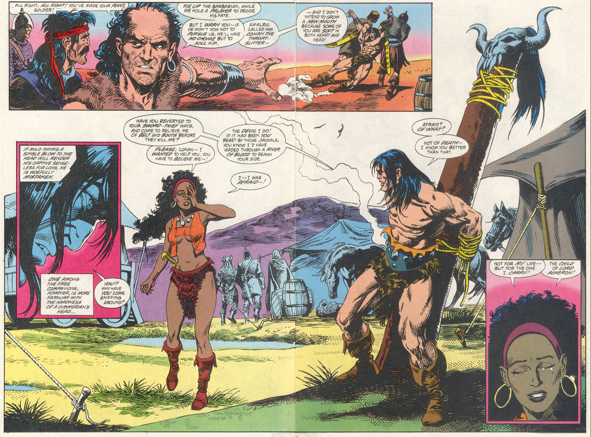 Conan the Barbarian (1970) Issue #275 #287 - English 10