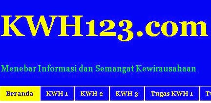 Kewirausahaan 123