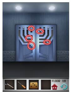 100 Floors Can You Escape Level 32