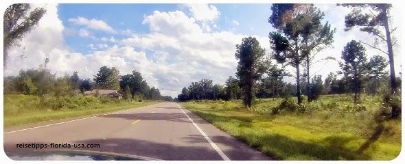 von Weg Redbay Urlaub Florida Tipp nach Redbay
