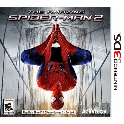 The Amazing Spider-Man 2 (Español) (Nintendo 3DS)