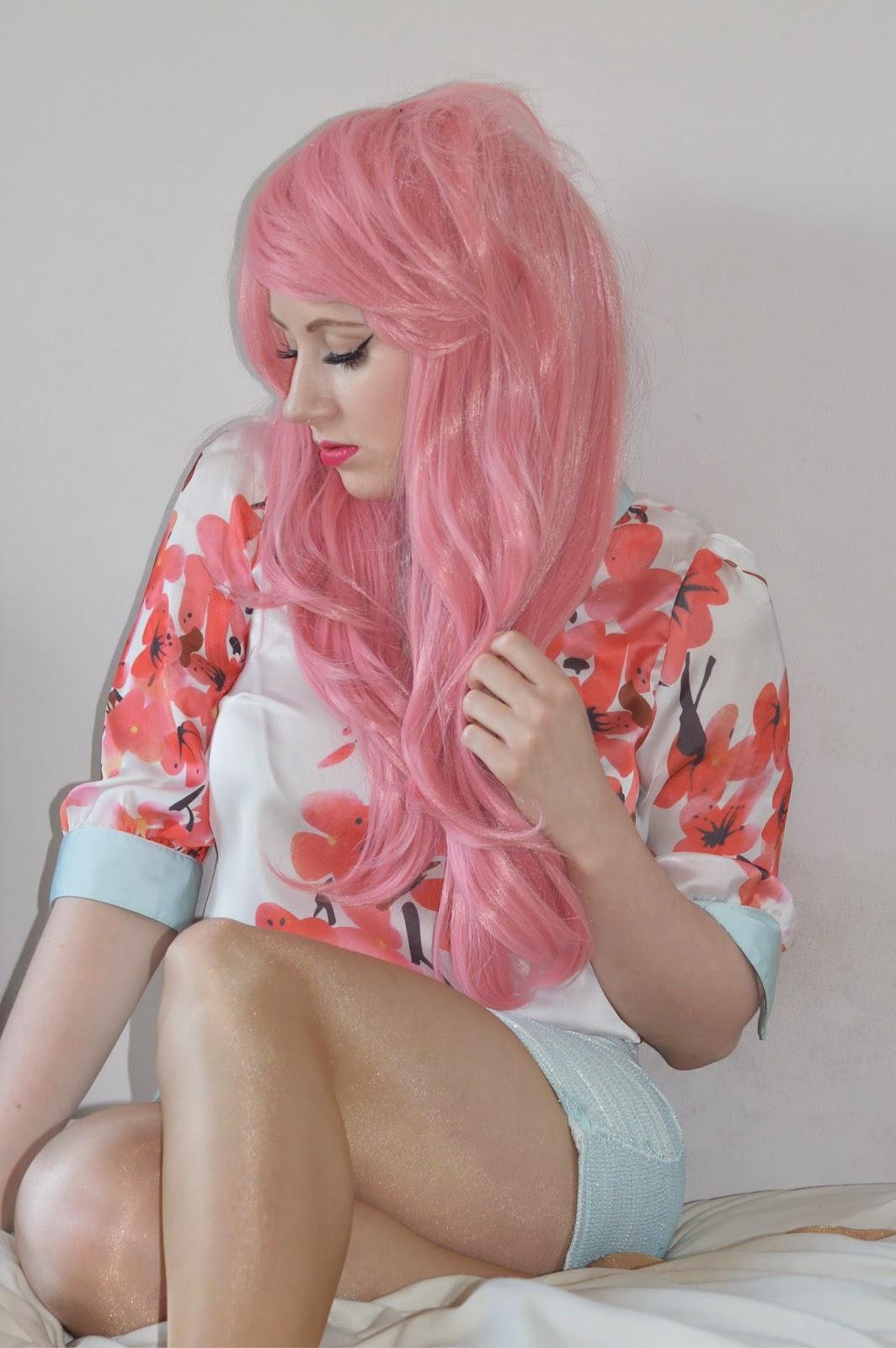Sammi Jackson - Floral Two Piece