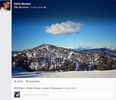 Visual do Facebook vai mudar de novo