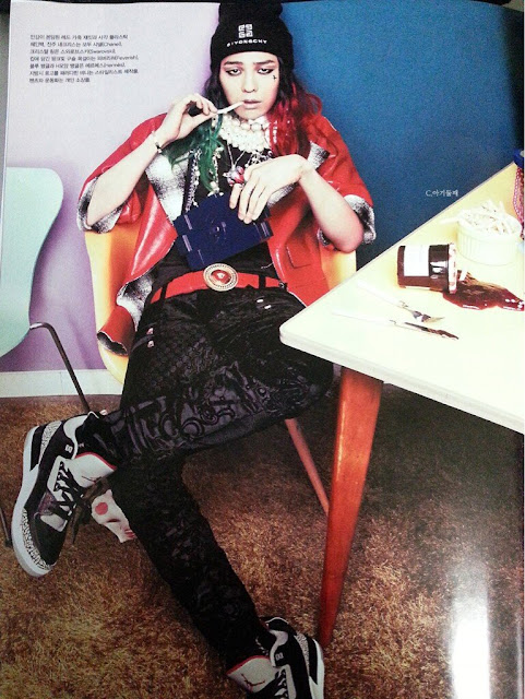 G-Dragon & Taeyang Majalah Vogue 08