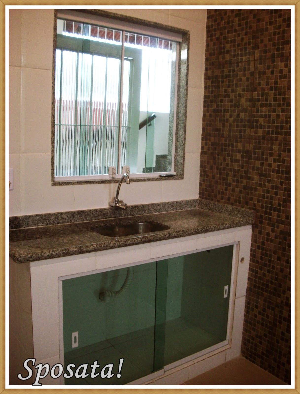 para o lar A reforma da minha casa (Parte 2): Cozinha e sala de #926E39 1218 1600