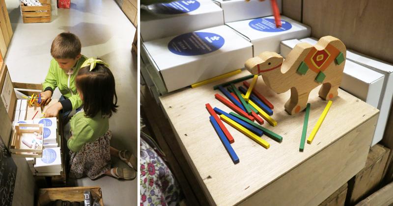 Hosten Bilbao, una tienda para familias enamoradas del diy10