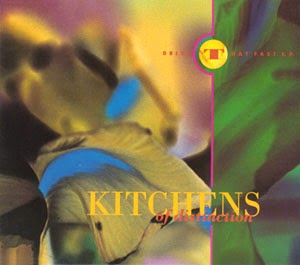 Kitchens of Distinction | Drive That Fast [1990] | El ...