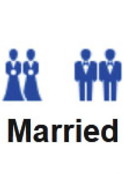 Facebook adds married icons for Gay users
