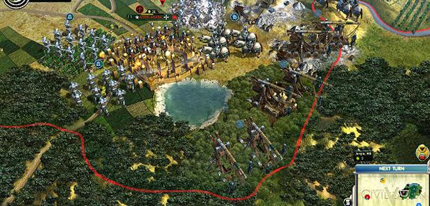 Civilization 5 Header