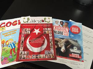 Lalegül Dergisi Eylül Sayisi