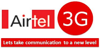airtel 3g tariff plans