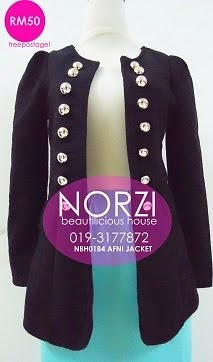 NBH0184 AFNI JACKET (20% LESS)