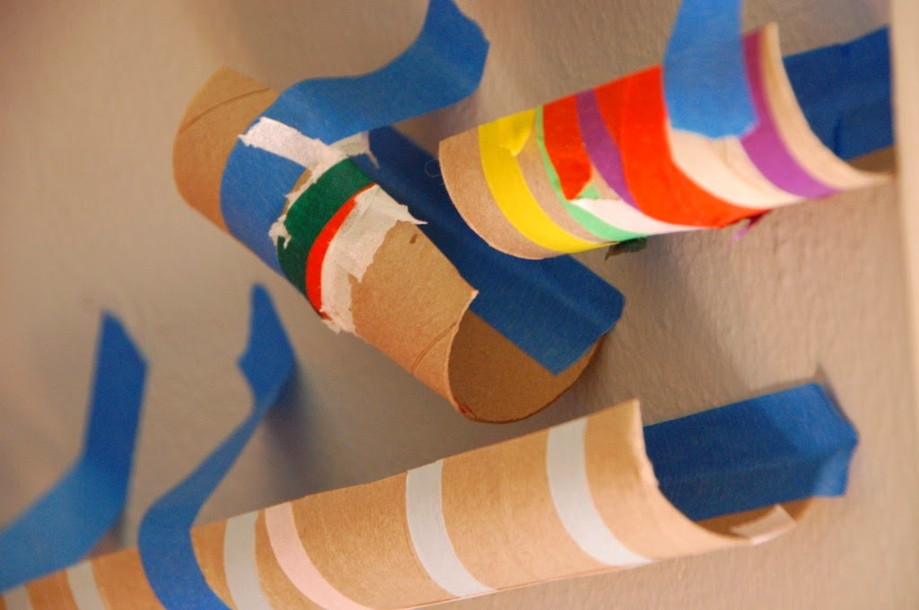 Toilet Marble Run : How to make a marble run munchkins and mayhem