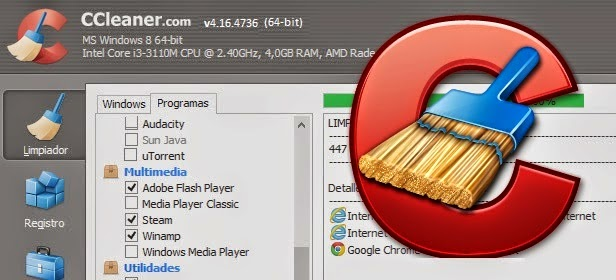 Ccleaner full version download bagas31
