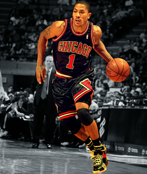 D. Rose still rocks!