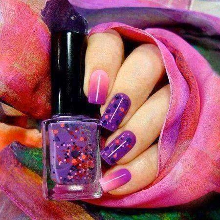 Hermosas decoraciones de uñas-uñas decoradas bonitas-decoraciones de uñas sencillas-lindas-modernas