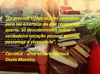 Trecho do livro Carratos – uma história de rock
