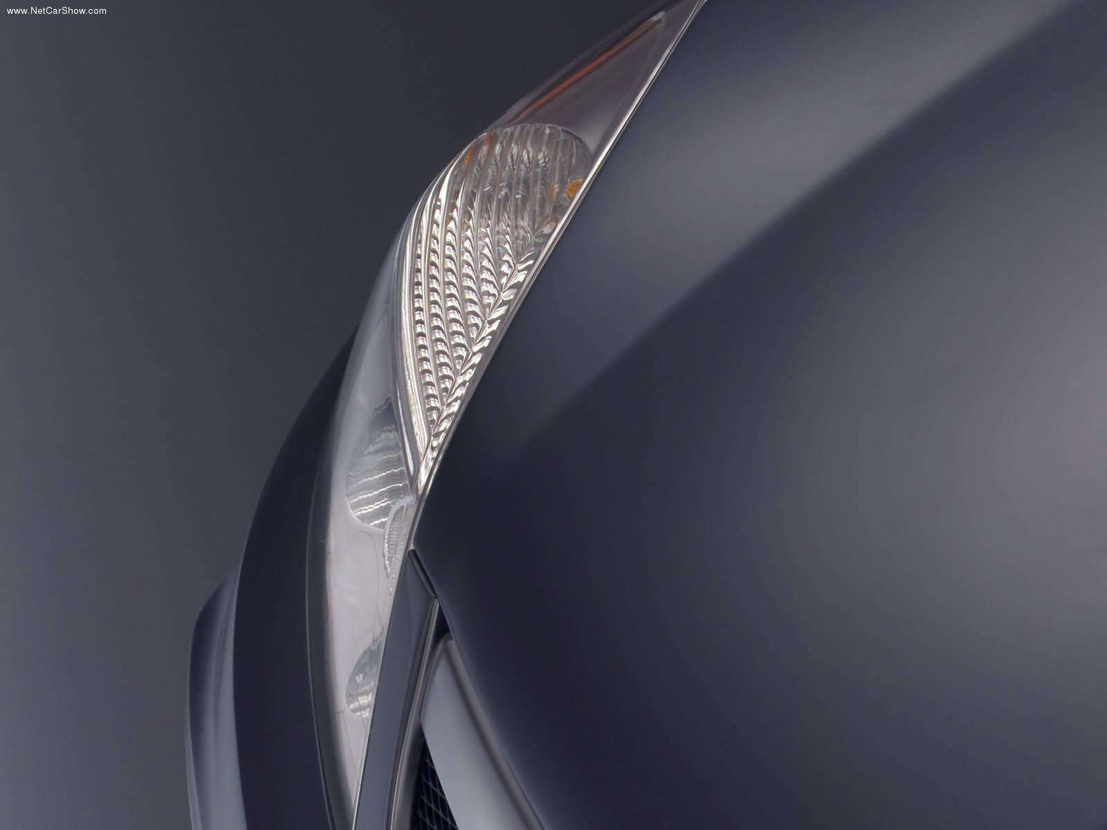 Hình ảnh xe ô tô Saturn Aura Concept 2005 & nội ngoại thất