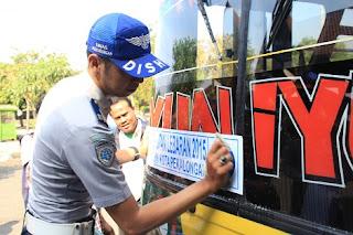 Dishub: Bus Tak Laik Jalan Akan Dikandangkan