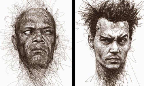 00-Front-Samuel-L-Jackson-Johnny-Depp-Page-Malaysian-Artist-Vince-Low-Scribble-Dyslexia-www-designstack-co