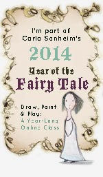 Year of the Fairy Tales with Carla Sonheim