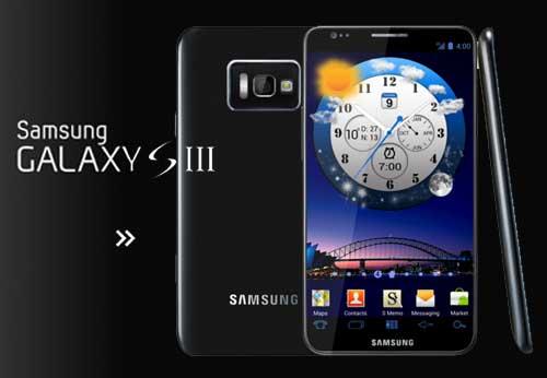 Smartphone Samsung Galaxy S III