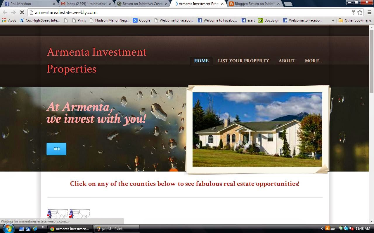 Armenta Investments