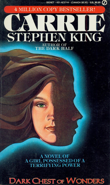 Carrie Book,Carrie movie,Steven King