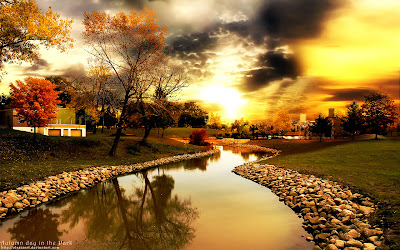 Autumn Wallpaper HD Widescreen Desktop