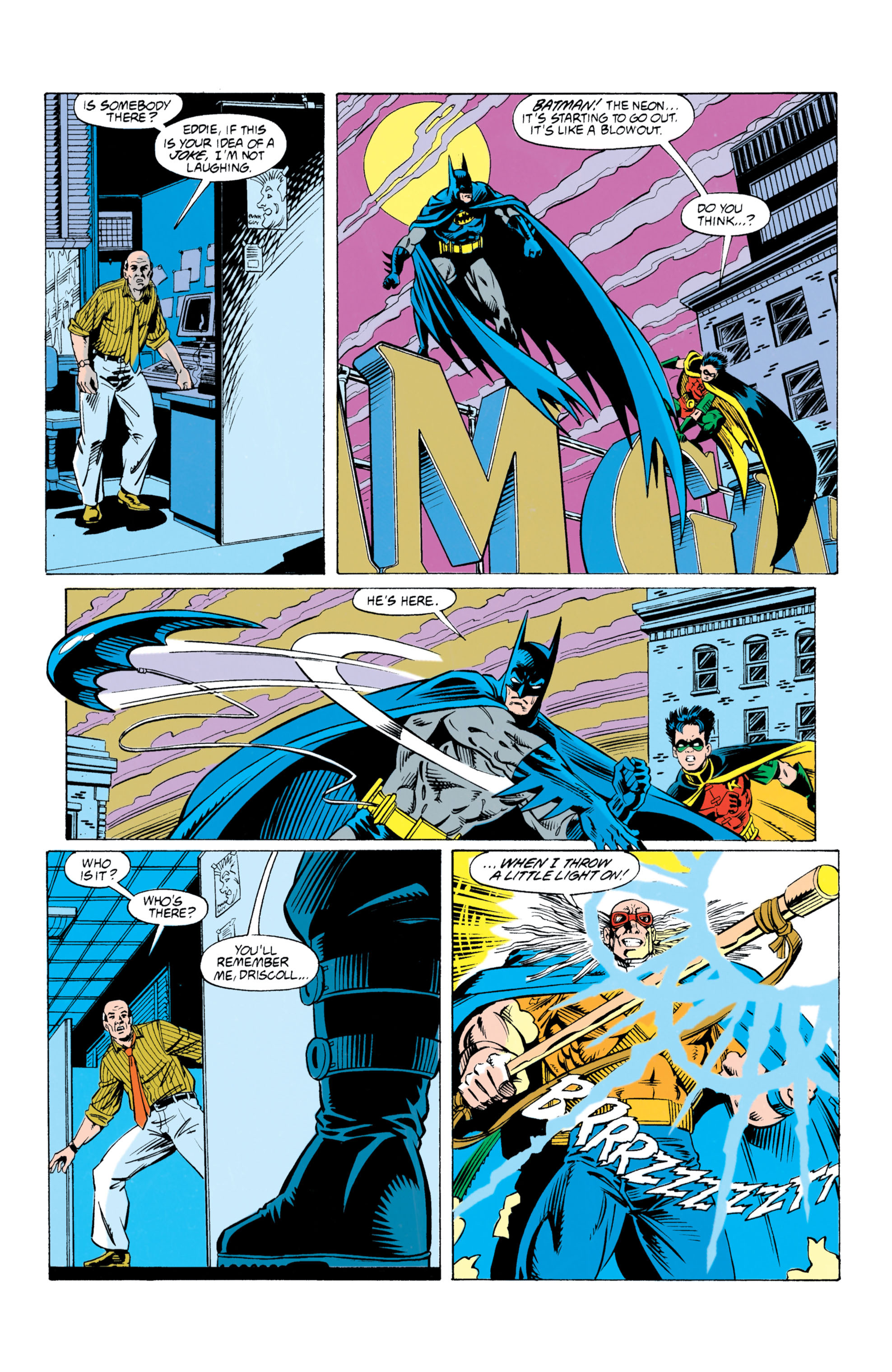 Detective Comics (1937) Issue #645 Page 19