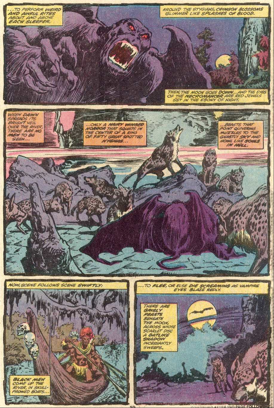 Conan the Barbarian (1970) Issue #100 #112 - English 16