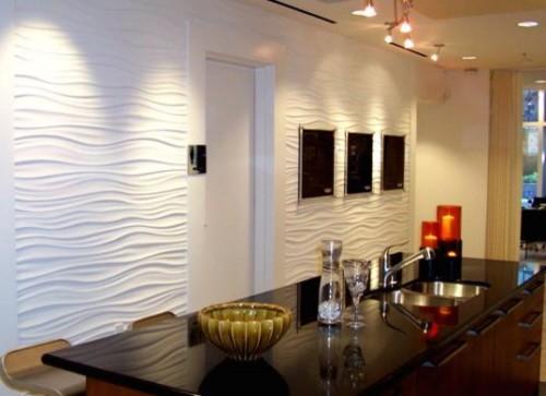 Revoluciona tus espacios reviste tus paredes con estilo - Revestimientos de paredes interiores ...