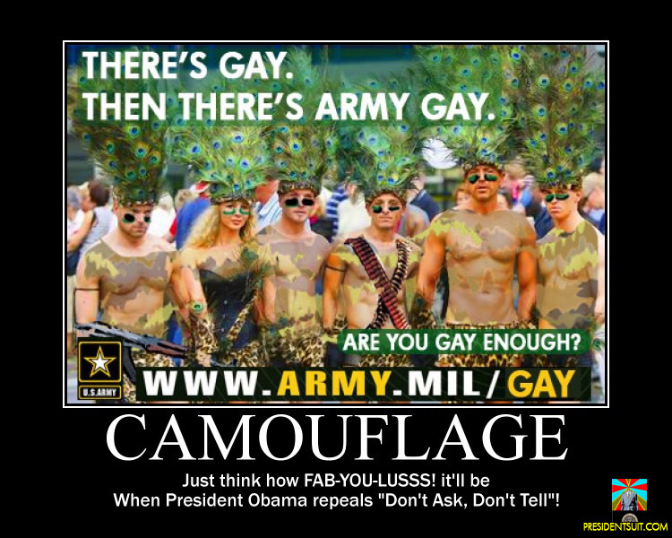 OK, I'm trying to envision what the DoD's Gay Pride Month is going to look ...