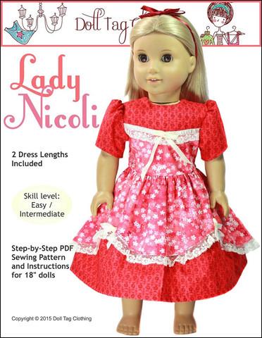 Karen Mom Of Threes Craft Blog Spotlight On Doll Tag Clothing