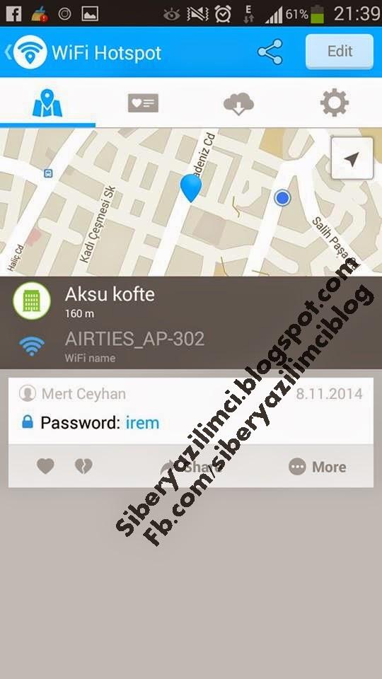 Wifi Maps - hotspots worldwide Apk indir-Şifre Gösterici